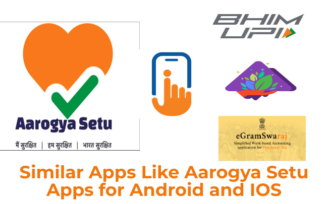 Similar Apps Like Aarogya Setu for Android and iOS