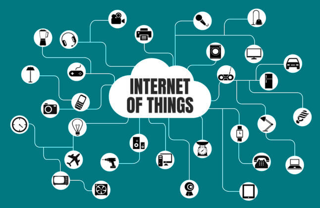 Complete list of Technologies used in developing IoT Apps
