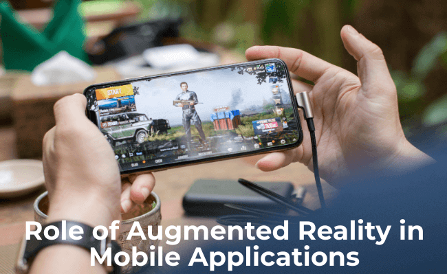 Role of Augmented Reality in Mobile Applications